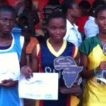 Presec steals show at Asamoah Gyan Foundation event