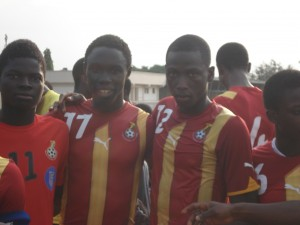 Second batch of Ghana U17 players set for camping