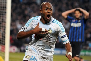 Andre Ayew to start from the bench against Brest