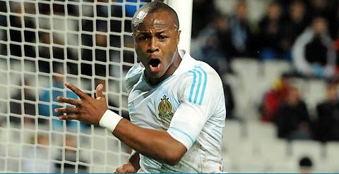 Andre Ayew to miss Champs League return tie with booking