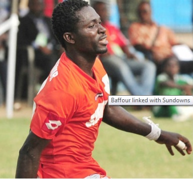 Gyan's retirement could profit local hero Baffour