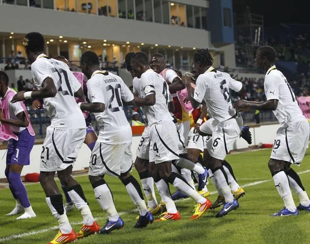FT: Ghana 1-1 Guinea