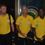 Stevanovic laments use of black 'power' in Ghana camp