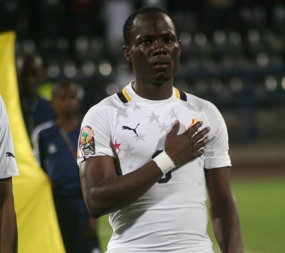 Agyemang-Badu revels in historic Nations Cup goal