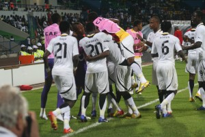 Ghana to face Tunisia at 2012 Cup of Nations quarter-final