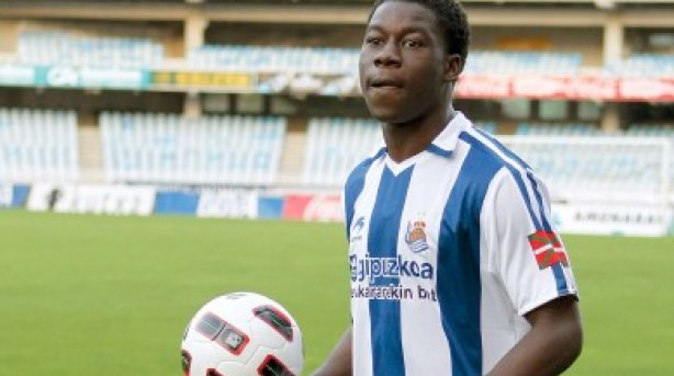 NAC Breda snatch Jeffrey Sarpong on loan