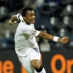 Ayew brothers out of Ghana friendly with Chile