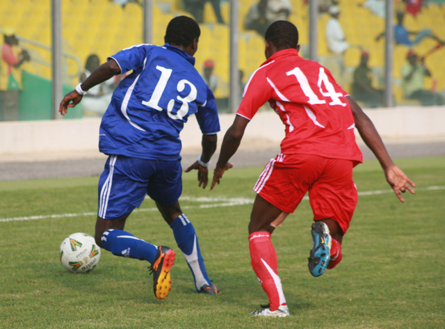 Kotoko plays Istanbul FC in Premier League warm-up