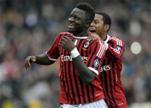 Muntari facing Italian FA punishment