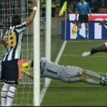 Video: Muntari denied goal in Milan draw with Juventus