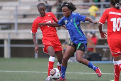 Namibia names squad to face Ghana in U-20 WWC qualifier