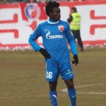 Nat Asamoah aim to shine as a Red Star
