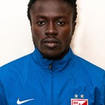 Red Star striker Asamoah to complete paperwork in Accra