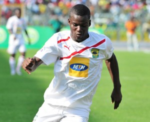Toure sits out Kotoko training ahead of Liberty clash