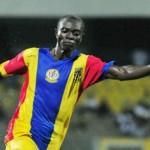 Uriah Asante apologizes to Hearts coach