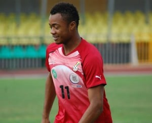 Marseille striker Jordan Ayew has dismissed suggestions that he is exaggerating the extent of his calf strain in order to avoid international duty with Ghana.