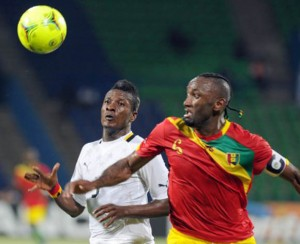 Guinea blast SA referee for 'helping' Ghana