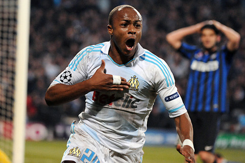 Ayew doubtful for Bayern Munich clash