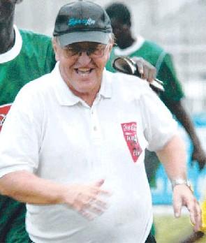 Kotoko in trouble with Fifa over Schmidt dismissal in 2005