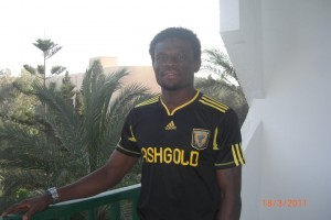 AshGold goalie predicts close title race
