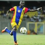 Hearts midfielder Uriah Asante in trouble over facebook message to Kotoko coach