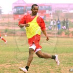 Helegbe bidding time to make Kotoko debut