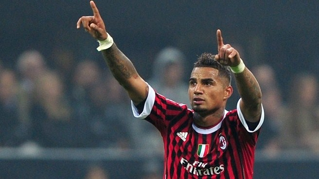 Interview: Kevin-Prince Boateng Q&A