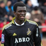 Swedish side AIK loan out youngster Karikari