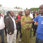 Ghana FA completes successful tour of Central Region
