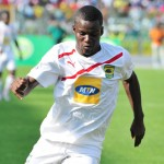 Kotoko striker Toure loses monthly salary for going AWOL