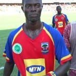 Asante hits back at angry Hearts fans over Facebook post
