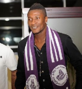 Sunderland are reportedly putting plans into place that will allow Asamoah Gyan to leave the club permanently.