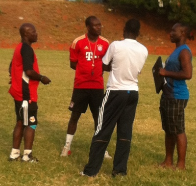 New Hearts assistant coach Adjei fired up for first game