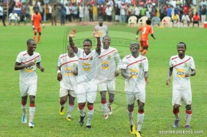 Asante Kotoko 'mad' over deductions from record gate proceeds