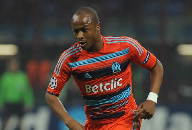 Ayew yearns to play in French League Cup final