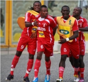 Kotoko fightback to crash Wassaman on the road
