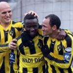 Cofie Bekoe scores debut Lierse goal