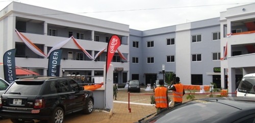 Lizzy Sports complex to host first corporate league in Ghana