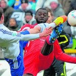 Ghanaian Weidlich league promotion hopes scuppered in Germany