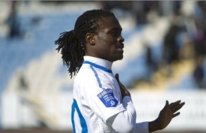 Video: Derek Boateng scores his maiden Dnipro goal
