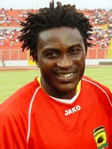 Ex-Hearts of Oak hero Emmanuel Osei Kuffour picks Kotoko cheer song over famous 'Arise, Arose, Arisen' anthem