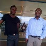 Frimpong grateful to Ghana FA boss for visit