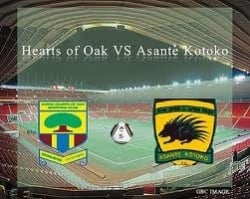 Local fans to miss Kotoko and Hearts cracker on TV