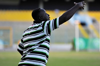 Coach Amissah seals returns to Mighty Jets
