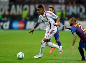 Kevin Boateng rules out Real Madrid move