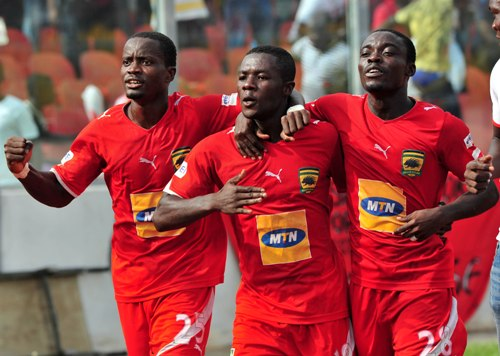 Kotoko to arrive early for Mighty Jets clash