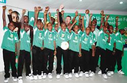 Nigeria bent on retaining Milo U-13 Championship crown in Ghana