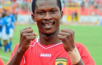 Dad of Asante Kotoko midfielder Nii Adjei found