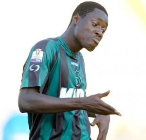 Video: Watch video of Richmond Boakye Yiadom's goal in Italy