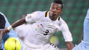 Video: Watch the two goals Asamoah Gyan at the weekend